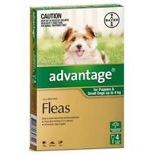 Advantage Senior Dog Flea & Tick Remedies