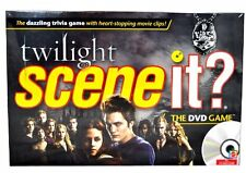 Twilight Scene It? DVD Game - Trivia Game with Movie Clips on Disc NEW