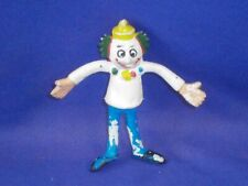 Vintage Jack In The Box Jack Advertising Toy Bendy Figure by Imperial Toy 4in #4