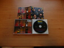 @ CD KISS - CRAZY NIGHTS / MERCURY RECORDS 1987 / MELODIC USA BRUCE KULICK