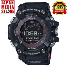 CASIO G-SHOCK GPR-B1000-1JR RANGEMAN SURVIVAL NAVIGATOR GPS Men Watch Japan