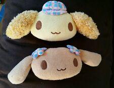 Sanrio plush cinnamoroll friends cinnamoangels rare velcro heads boy girl kawaii