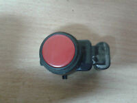 Genuine BMW 1 3 SERIES E81 E87 E90 PDC PARKING Ultrasonic sensor Red Japanrot