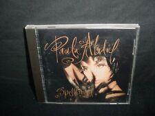 Spellbound by Paula Abdul CD Music