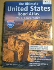 HEMA - The Ultimate United States Road Atlas, USA, Large Spiral-bound – 2009