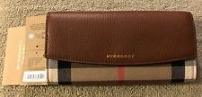 Burberry Wallet / Handbag House Check -Tan- Brand New