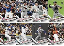 2017 Topps UPDATE Series Baseball COMPLETE BASE SET (300 Cards) Bellinger-Judge+