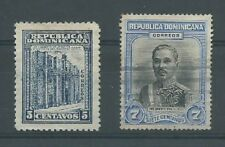 Dominican Republic 1930-1933 from an old collection mint/used (1003)