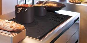 Brand New Wolf Sub Zero Electric Hob 5 burner Glass Appliance Inc Vat