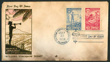 1959 Philippines 10th World Jamboree First Day Cover C
