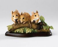 Border Fine Arts Studio - Family Outing (Field Mice) Figurine