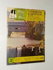 Play Like A Pro For All Organs Book 2 Evergreens & Chestnuts Charles Hansen 1977