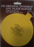 "5 1/2"" Invisible Disc Adhesive Plate Hanger"