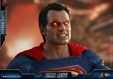 Hot Toys Superman DC Justice League 1/6 Heat Vision LED Head Sculpt Only