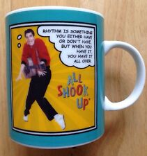 2006 ELVIS PRESLEY COFFEE MUG, ALL SHOOK UP, ENTERPRISES SIGNATURE PRODUCT, NEW