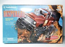 Vintage 1995 Radio Shack Off Roader Desperado Monster Truck RC Electric Car RARE