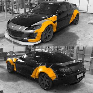 Bodykit widebody LION'S KIT VER.2 for Mazda RX8 RX-8 S2 08-12