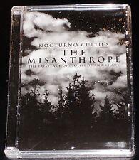 Nocturno culto's: El Misanthrope DVD+CD Juego 2007 Darkthrone PEACEVILLE RU