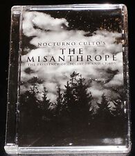 Nocturno Culto's: The Misanthrope DVD + CD Set 2007 Darkthrone Peaceville UK NEW