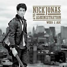 JONAS,NICK & THE ADMINISTRA...-WHO I AM (REIS) (US IMPORT) CD NEW