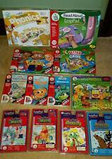 Lot of 12 Leap Frog Read Aloud Leap Pad with microphone and 11 games - Brand New
