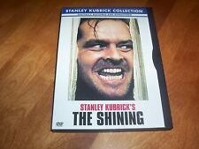 The Shining Jack Nicholson Stanley Kubrick Collection Shelley Duvall Dvd