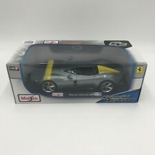 Maisto 1/18 Ferrari Monza SP1 Die Cast Model Car. New In Box