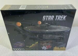 Star Trek: The Original Series NCC-1701 Enterprise 1000 Piece Jigsaw Puzzle