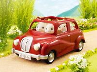 Sylvanian Families Calico Critters Cherry Cruiser Family Saloon Car