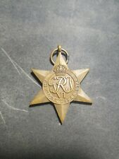 Ww2 Wwii Great Britain The 1939-1945 Star Medal No Ribbon