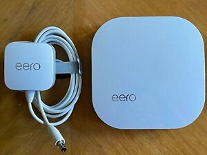 EERO Mesh WiFi Router, 1st Generation in White - A010001