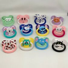 Pattern Adult-Sized Pacifier - Soother Oral Fixation Little Space Age Regression