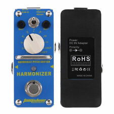 AROMA AHAR-3 Harmonizer Harmonist Pitch Shifter Electric Guitar Effect Pedal