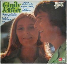 Cindy & Bert, Same, VG/VG+, LP (6360)
