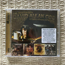 David Allan Coe 4 Classic Albums 1974-78 on 2 CDs NEW & SEALED