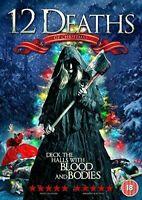 12 Deaths of Christmas [DVD][Region 2]