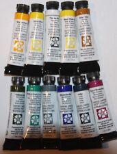 11 DANIEL SMITH Extra Fine Watercolor Paints-5ml-Series 2 & 3