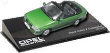 CL09 Opel Astra F Cabriolet 1992 1/43 Scale Green New in Display Case