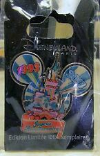 Disney DLP 1993 2013 Anniversary Castle Cake Pin