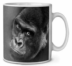 Handsome Silverback Gorilla Coffee/Tea Mug Gift Idea, AM-6MG