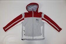 Helly Hansen Girl's Women's Waterproof Outdoor Hooded Jacket sz 164/14