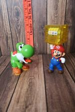 Yoshi and super mario mc donalds nintendo toys 2017 2018