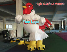 SALE Rooster Inflatable Decor Advertising Promotion Giant Chicken Free Logo