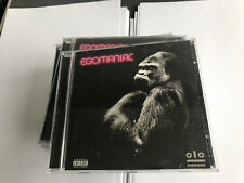 Kongos - Egomaniac [New & UNSEALED] CD 889853120024 [B9]