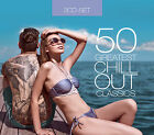 CD 50 Greatest Chillout Classics d'Artistes divers 2CDs