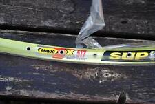 Vintage - MAVIC X517 SUP - MTB bicycle rim, citrus yellow, lightwight 559x17 26""