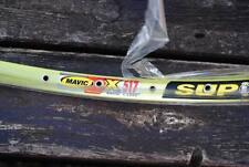 "Vintage - MAVIC X517 SUP - MTB bicycle rim, citrus yellow, lightwight 559x17 26"""