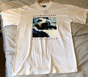 David Coulthard F1 T-Shirt (Size Large) - BNWT