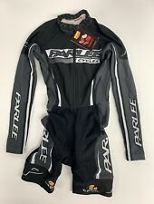 Parlee x Capo Long Sleeve Skin Suit Size Medium New