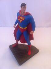 SUPERMAN MINI STATUE MAQUETTE BY RANDY BOWAN Seinfeld DC DIRECT PROTOTYPE?